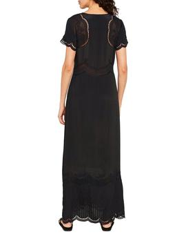 Paul and Joe Sister Mathilde black woman dress