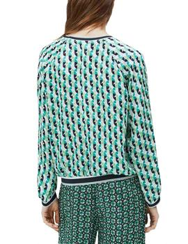 Pepe Jeans Ary multi woman blouse