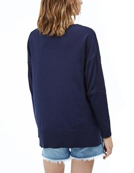 Sweater Pepe Jeans Lucy navy woman