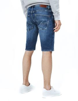Shorts Pepe Jeans Track blue man