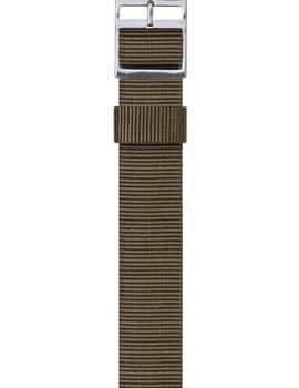 Watch strap Timex Military Gros 18mm green milita