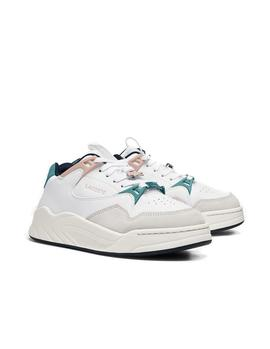 Sneaker Lacoste Court Slam white woman