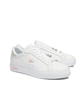 Sneaker Lacoste Powercourt white woman