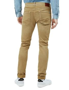 Pepe Jeans Stanley trousers tan man